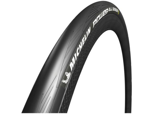 "Michelin Power All Season Bike Tire 28"" black"